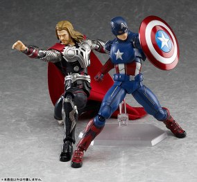 Figma-Captain-America-and-Thor
