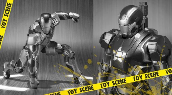 Iron Man Mark 42 e Iron Patriot S.H. Figuarts