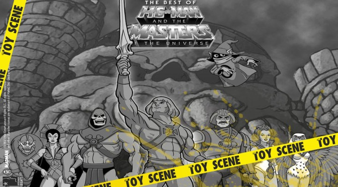 Retro Toy: He-Man and The Masters of The Universe