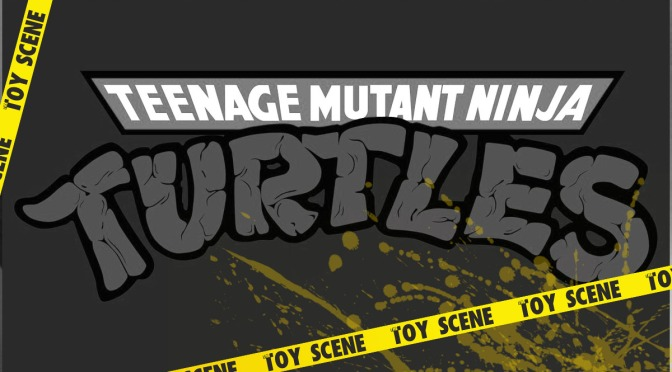 SDCC Nickelodeon Tmnt Exclusives
