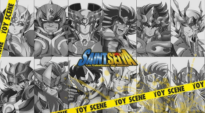 Retro Toy: Figuras vintage Saint Seiya (Caballeros del Zodiaco)