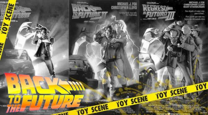 Retro Toy: Regreso al futuro