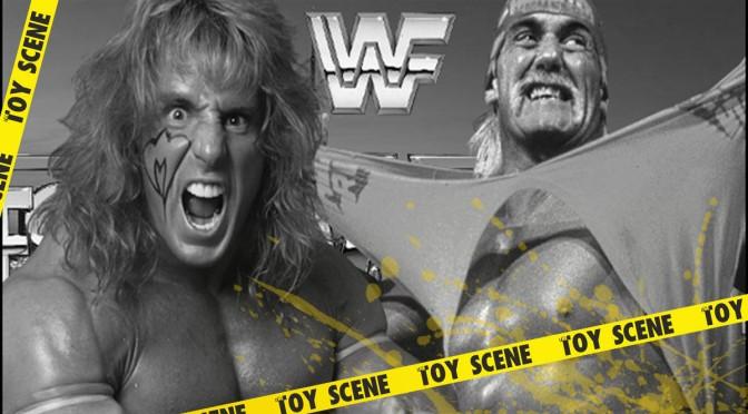 Retro Toy: Figuras WWF años 90 Hasbro