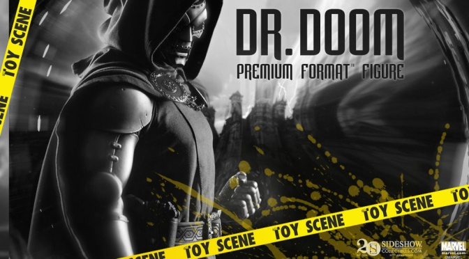 Sideshow Dr. Doom Premium Format Figure