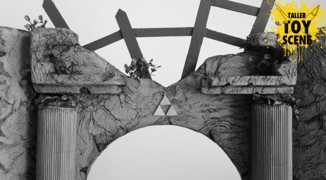 Taller de The Toy Scene: Escenario The Legend of Zelda