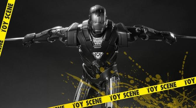 Hot Toys Silver Centurion: Iron Man Mark XXXIII