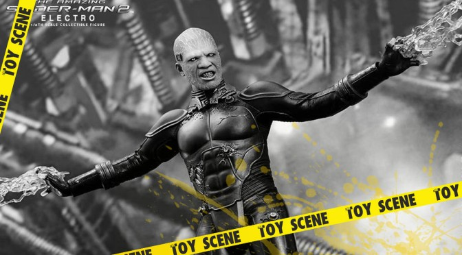 Hot Toys 1/6 Action Figure: Electro
