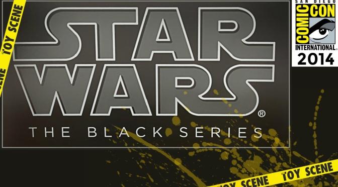 Pixel Dan y el futuro de Hasbro Star Wars The Black Series 6″ SDCC 2014