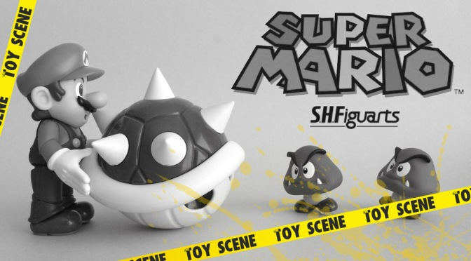 REVIEW: SUPER MARIO BANDAI S.H. FIGUARTS