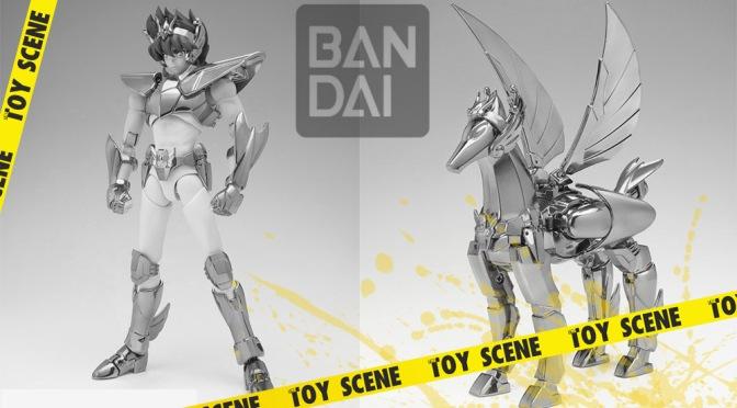 BANDAI SAINT SEIYA MYTH CLOTH EX: PEGASO GOLD 40TH ANNIVERSARY