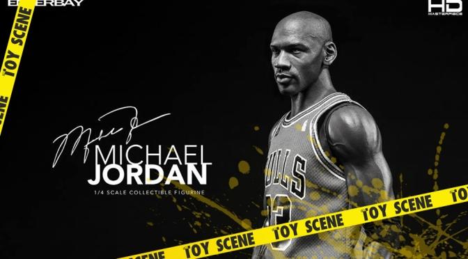 ENTERBAY 1/4 ACTION FIGURE MICHAEL JORDAN