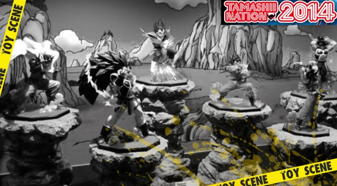 TAMASHII NATION 2014 BANDAI DRAGON BALL FIGUARTS ZERO & ZERO EX