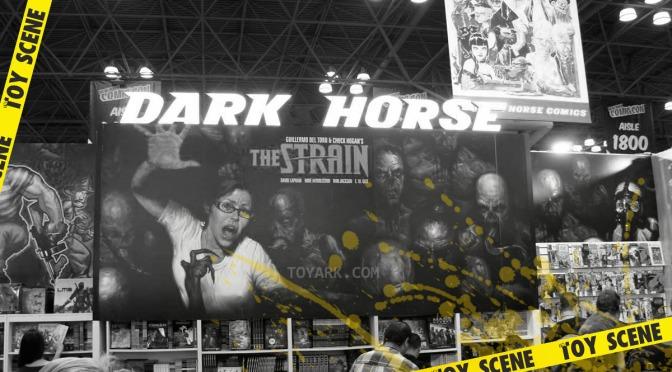NYCC: DARK HORSE STAND (ZELDA, GAME OF THRONES)
