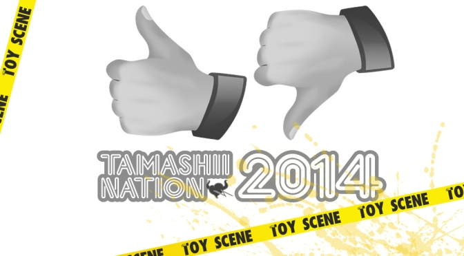 RESUMEN Y VALORACIÓN DEL TAMASHII NATION 2014