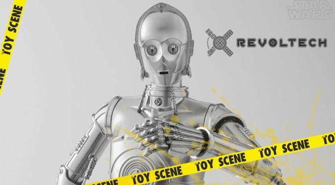 STAR WARS REVO 003: C-3PO (ACTUALIZADO)