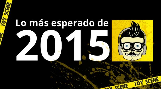 Lo más esperado de 2015 por Hombrebala