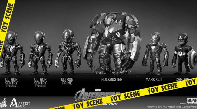 """Hot Toys """"Artist Mix Collection"""""""