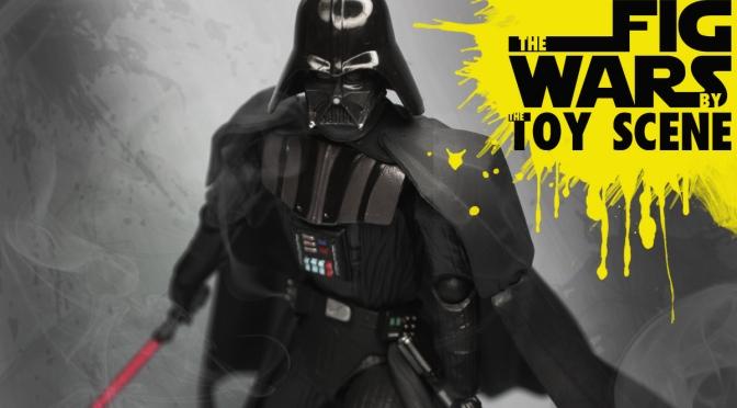 The Fig Wars ep. 2, Star Wars Revo 001 Darth Vader