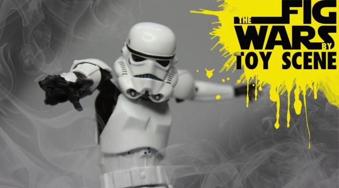 The Fig Wars Ep.1 Star Wars Revo 002 Stormtrooper