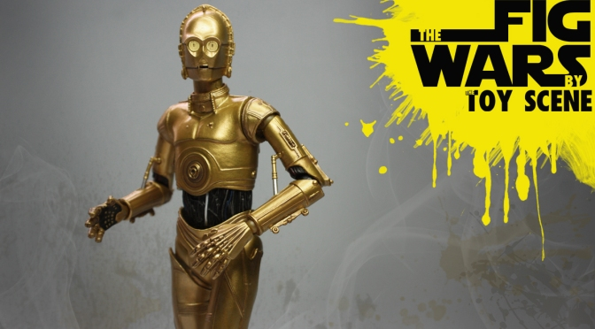 Fig Wars Ep.3, Star Wars Revo 003 C3-PO
