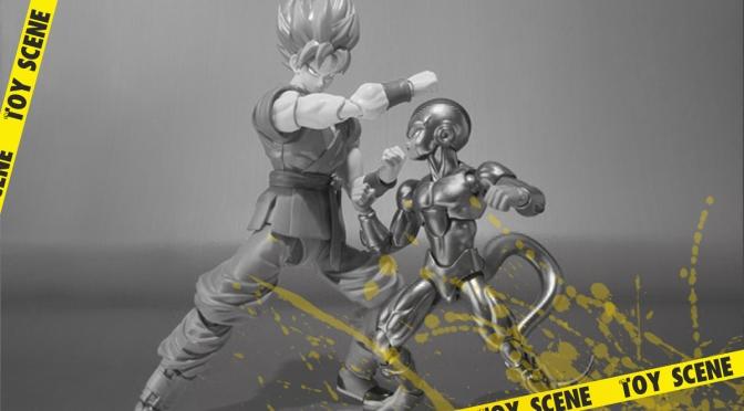 "Goku y Freezer ""Bandai Premium"" S.H. Figuarts"