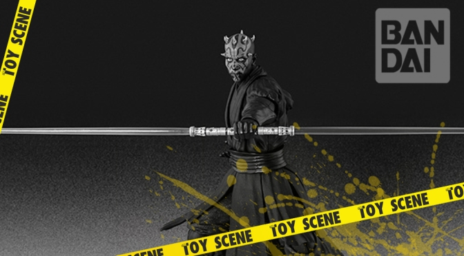 BANDAI S.H. FIGUARTS STAR WARS EPISODIO I DARTH MAUL