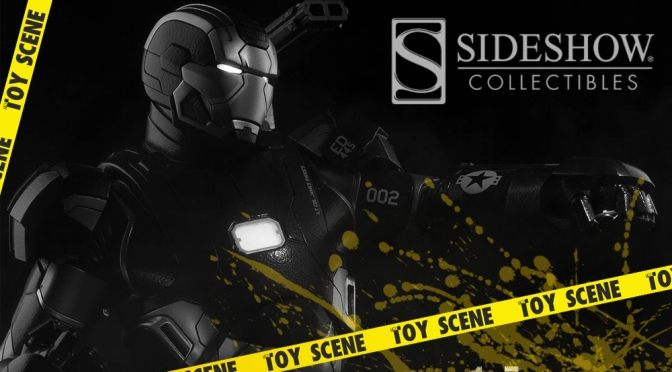 SIDESHOW WAR MACHINE MAQUETTE 1/4
