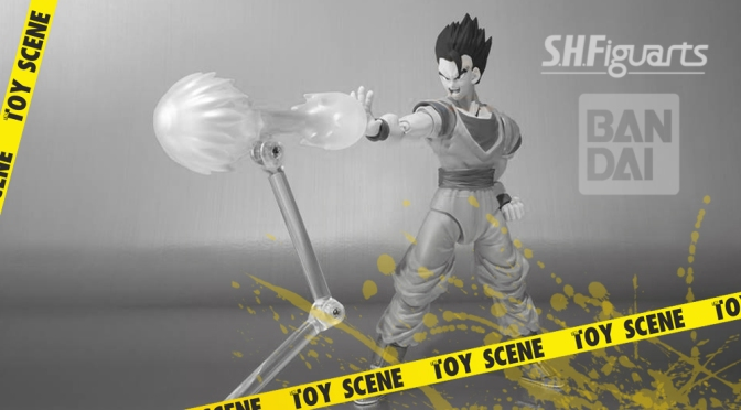 BANDAI S.H. FIGUARTS DRAGON BALL ULTIMATE SON GOHAN