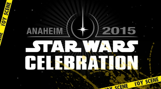 Star Wars Celebration 2015 Bandai