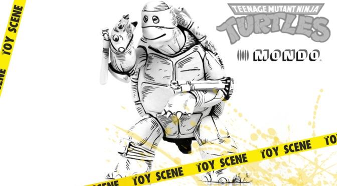 "MONDO TMNT ""THE FIRST TURTLE"""