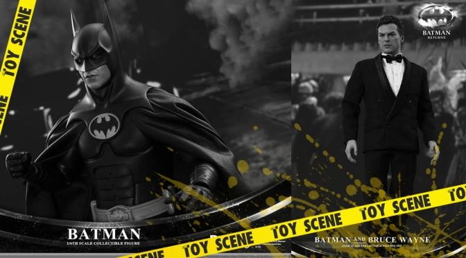 HOT TOYS BATMAN RETURNS 1/6 FIGURE
