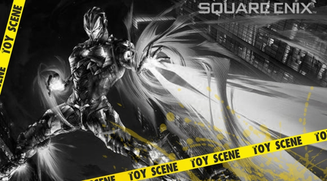 SQUARE-ENIX PLAY ARTS VARIANT IRON MAN