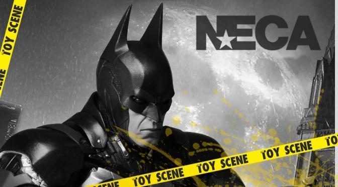 NECA 1/4 ARKHAM KNIGHT BATMAN