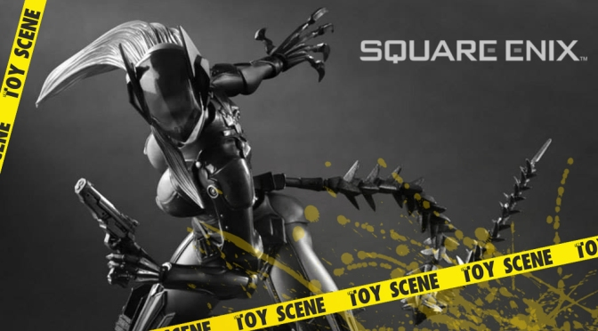 SQUARE-ENIX DC COMICS PLAY ARTS VARIANT TETSUYA NOMURA CATWOMAN