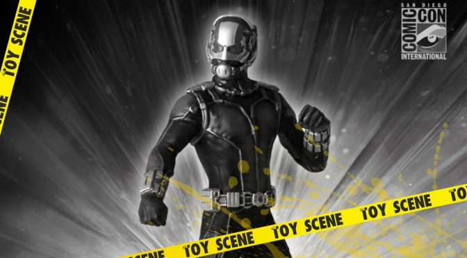 GENTLE GIANT SDCC 2015 MARVEL ANT MAN STATUE