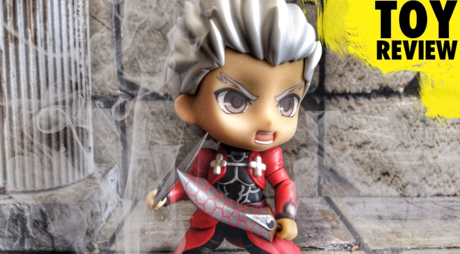 GOOD SMILE FATE/STAY NIGHT NENDOROID 486 ARCHER SUPER MOVABLE