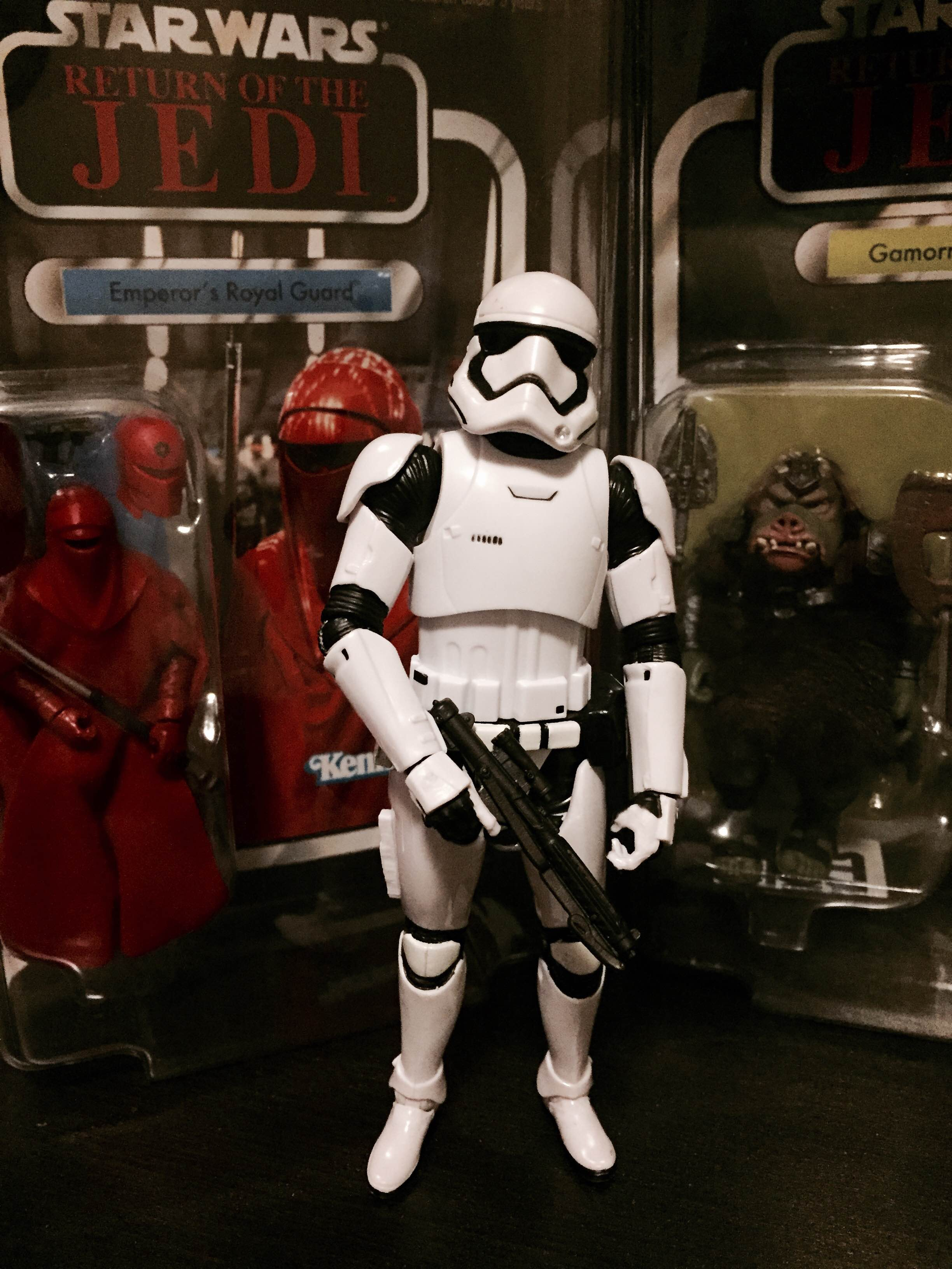 Star Wars The Force Awakens StormTrooper 6 inch action figure