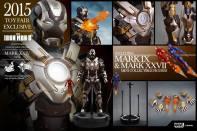 hot toys iron man mark XXVII (2)