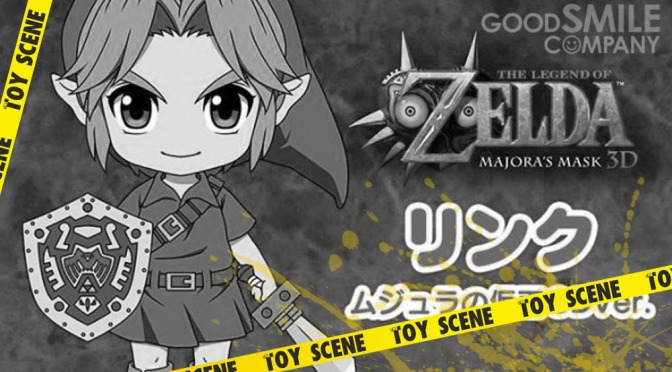 GOOD SMILE NENDOROID THE LEGEND OF ZELDA MAJORA'S MASK LINK
