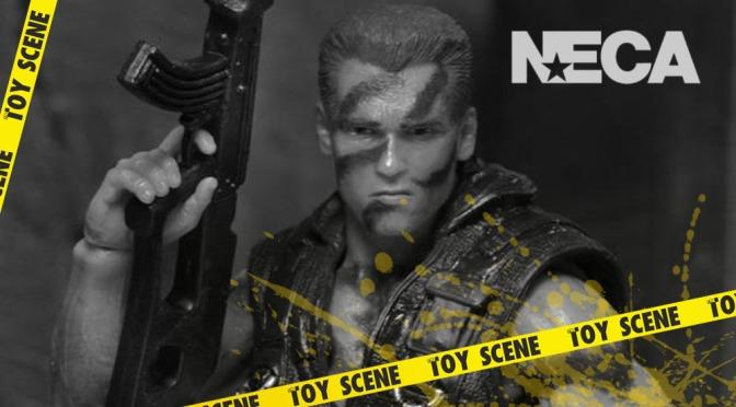 NECA COMMANDO ULTIMATE JOHN MATRIX