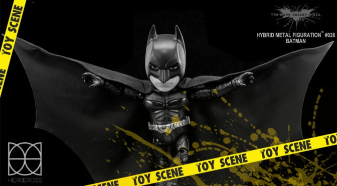 HEROCROSS METAL HYBRID FIGURATION BATMAN
